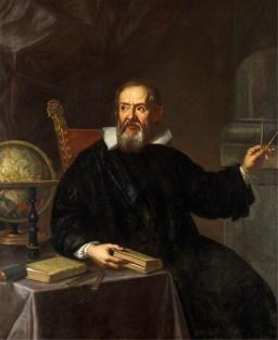 Italialainen fyysikko Galileo