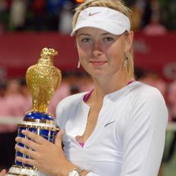 Tennis Star Maria Sharapova kuva