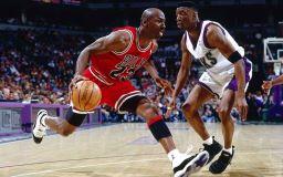 Koripallotähti Michael Jordan kuva