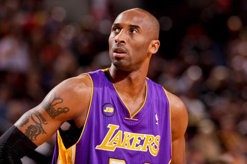 NBA-tähti Kobe Bryant (kuva 1)
