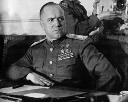 Neuvostoliiton marsalkka Georgi Konstantinovich Zhukov kuva