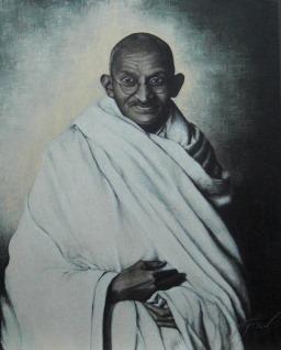 Mohandas Karamchand Gandhi (kuva 7)