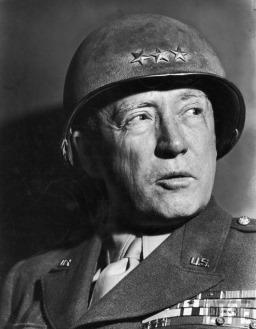 Yhdysvaltain armeijan komentaja George Smith Patton (Kuva 3)