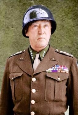 Yhdysvaltain armeijan komentaja George Smith Patton (Kuva 5)