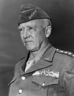 Yhdysvaltain armeijan komentaja George Smith Patton (Kuva 6)