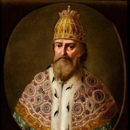 Ivan IV Vasilyevich kuvaa, taustakuva