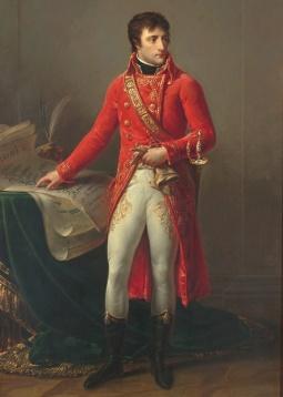 Napoleon Bonaparte sodan ranskalainen jumala