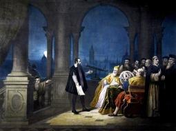Italialainen fyysikko Galileo (kuva 4)