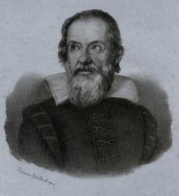 Italialainen fyysikko Galileo (kuva 6)