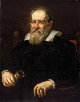 Italialainen fyysikko Galileo (kuva 8)