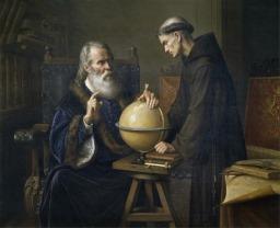 Italialainen fyysikko Galileo (kuva 7)
