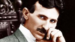 Hullu tiedemies Nikola Tesla kuva