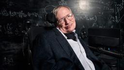 Stephen William Hawking kuva