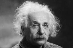 Fyysikko Albert Einstein (Kuva 4)