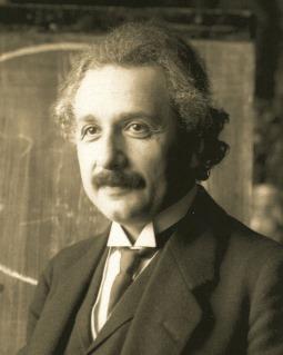 Fyysikko Albert Einstein (Kuva 5)